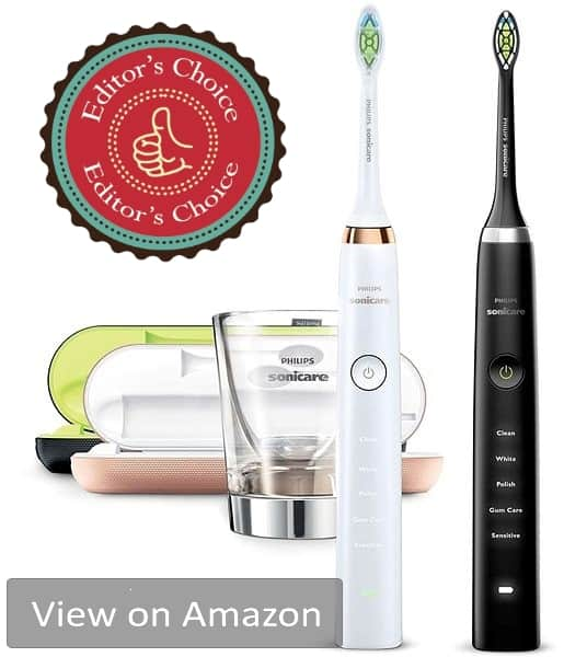 If you are after the Ultimate Best Electric Toothbrush of 2018 - Philips Sonicare DiamondClean is the one. This is the ultimate electric toothbrush without the unnecessary bells and whistles.