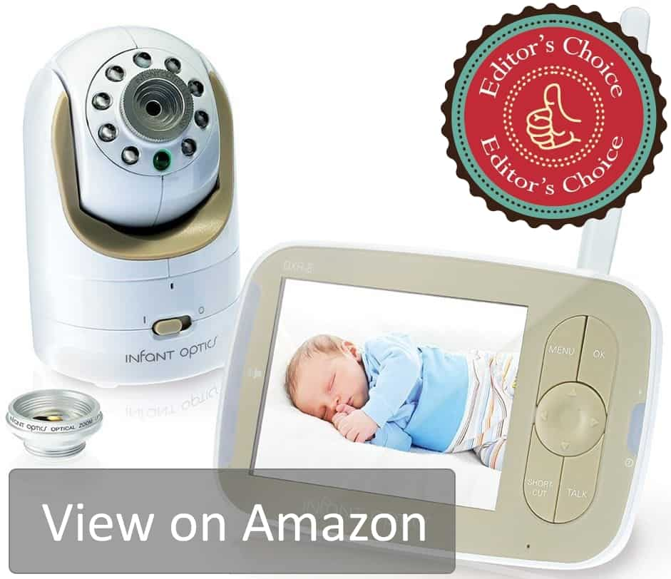 a63a68258c60 Best Video Baby Monitor (Updated Mar. 2019) Top 10 - Crunch Reviews