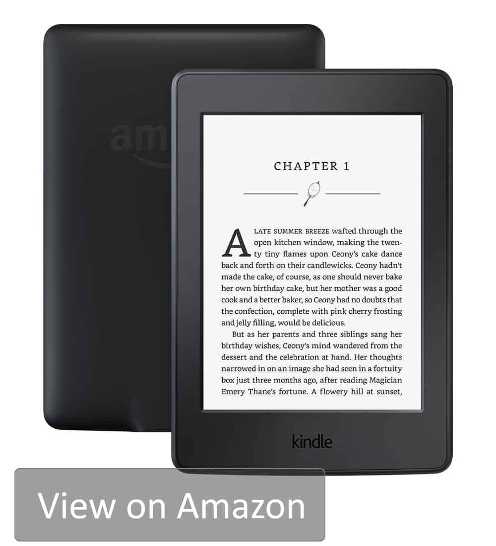 Need a tablet with great balance between value and features? The Amazon Kindle Paperwhite is recommend as one of the Top eReaders on the market.