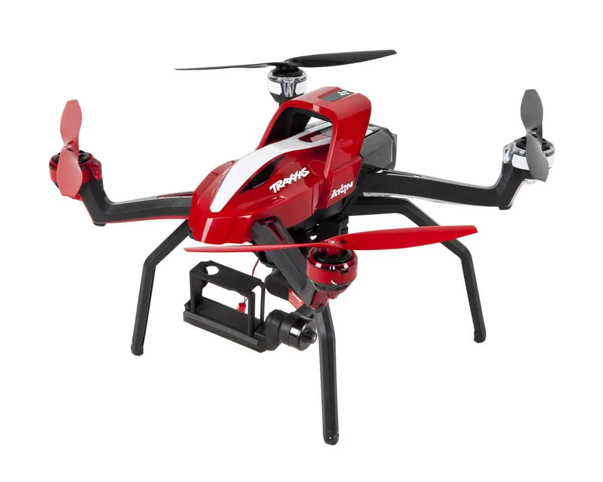 The Traxxas Aton Plus is one of the best drones for the money there is. It fits all skill levels and flying styles.