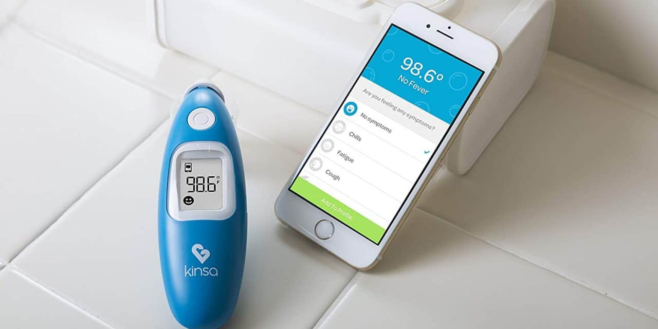 Top 10 Best Baby Thermometers for Infants, Toddlers and Kids of 2020