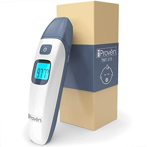 iProven TMT-215 is the best infrared thermometer on the market