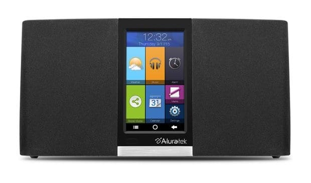 If you are looking for the social integration into your WiFi radio - Aluratek AIRMM03F is our choice.