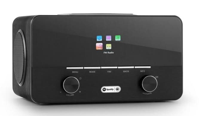 Connect 150 BK is our personal pick and the overall best wifi internet radio we have tested. Not perfect, but very good looking and full of features such as Spotify Connect.