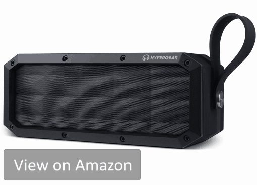 Welcome to Bluetooth loudspeaker review.  HyperGear Beast XL is a robust, tough and shockproof speaker.
