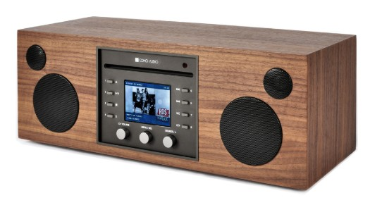 Como Audio: Musica was designed by radio enthusiasts with a mission to create the best internet radio tuner out there