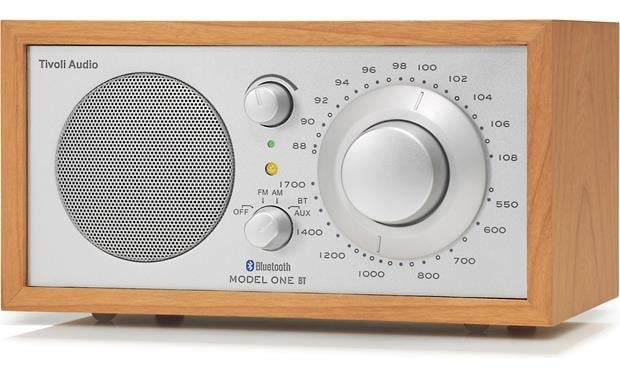 Tivoli Audio Model One BT is a Classic AM/FM Table Radio With Real Wood Cabinet