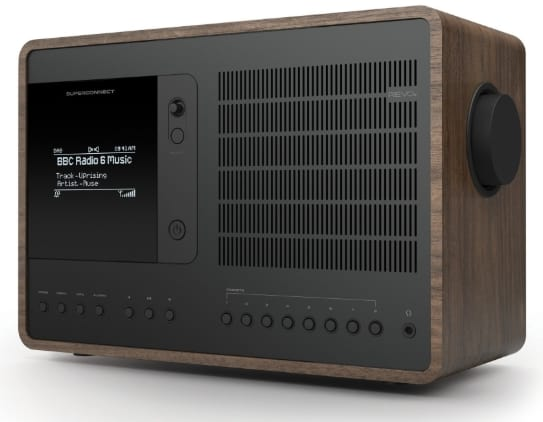 Revo SuperConnect is a modern classic and arguably the world's most acclaimed digital radio