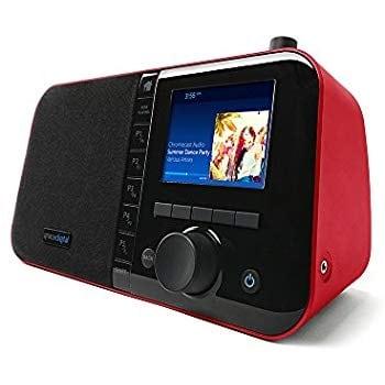 New Mondo+ Wireless Smart Speaker is the latest Internet Radio from Grace Digital