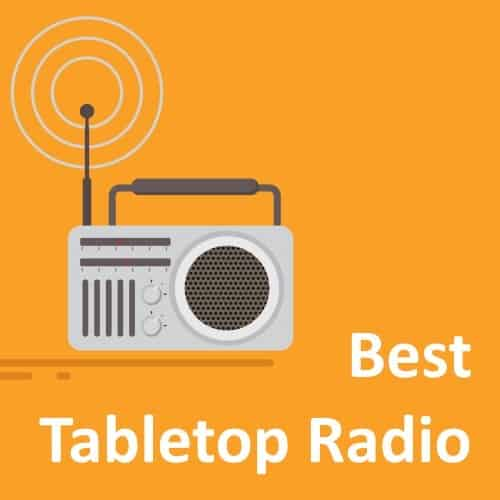 If you are looking for the best sounding table top radio, we have a great selection for you to choose from. Read our review!