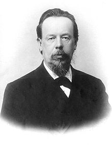 Alexander Popov assembled a generator for transmitting electromagnetic waves