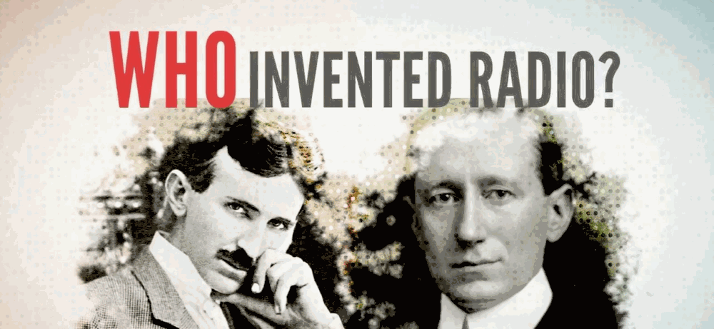 Who Invented Radio?