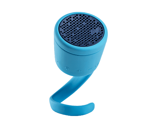 Boom Swimmer is a fresh approach to shower speakers. It is one of the best mini shower speakers you can buy today.