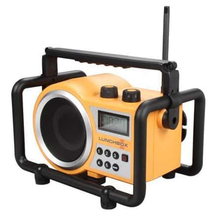 LB-100 is the most basic Sangean jobsite radio